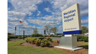 Meridian Regional Airport Wins Ground Service Bid To Handle American Eagle