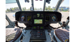 Russian Helicopters Started Testing the Mi-171A2 Equipped with KBO-17 Avionics Suite