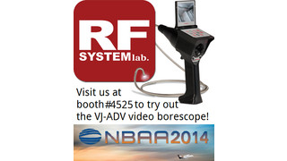 RF System Lab to Attend NBAA, the Fourth Largest Trade Show in the USA