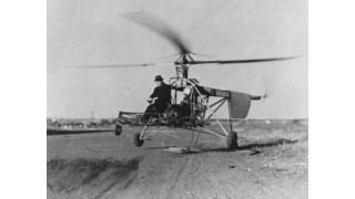 Igor Sikorsky's VS-300 Helicopter Transformed Aviation 75 Years Ago