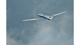 Navy's Triton Unmanned Aircraft Completes First Cross-country Flight