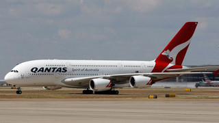 Qantas Puts World's Largest Plane On Longest Route