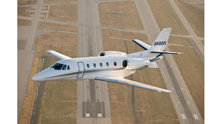 Citation XLS+ Headlines Cessna Exhibit at China Business Aviation Show