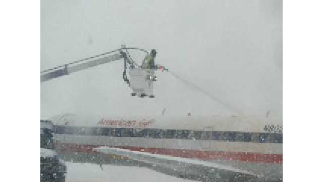 FAA Proposes $60,000 Fine Against American Eagle For Faulty Deicing Procedures