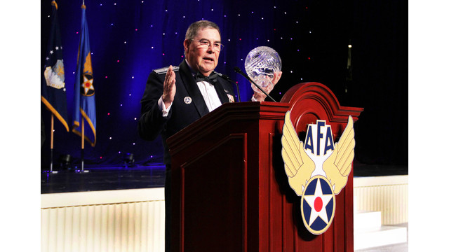 AFA honors CAP with Lifetime Achievement Award for 70-plus years of contributing to national defense