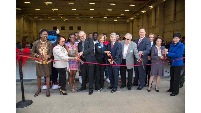 TCC Officially Opens New Center of Excellence