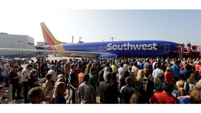 Southwest Changing the Look of its Planes