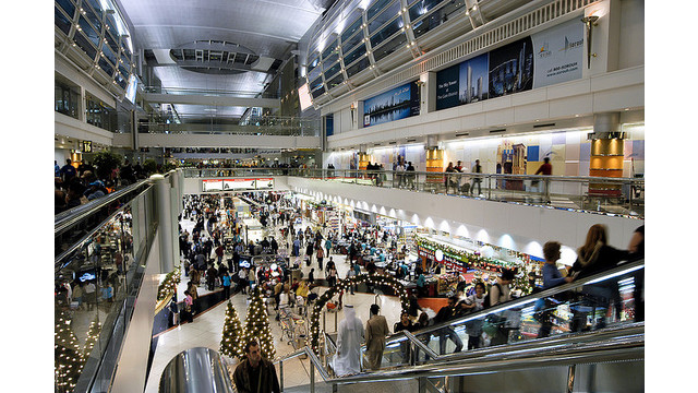 Dubai International Marks A Record 6.6 Million Passengers In August