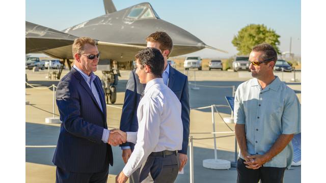 Northrop Grumman, Los Angeles County Air Show Award Scholarships
