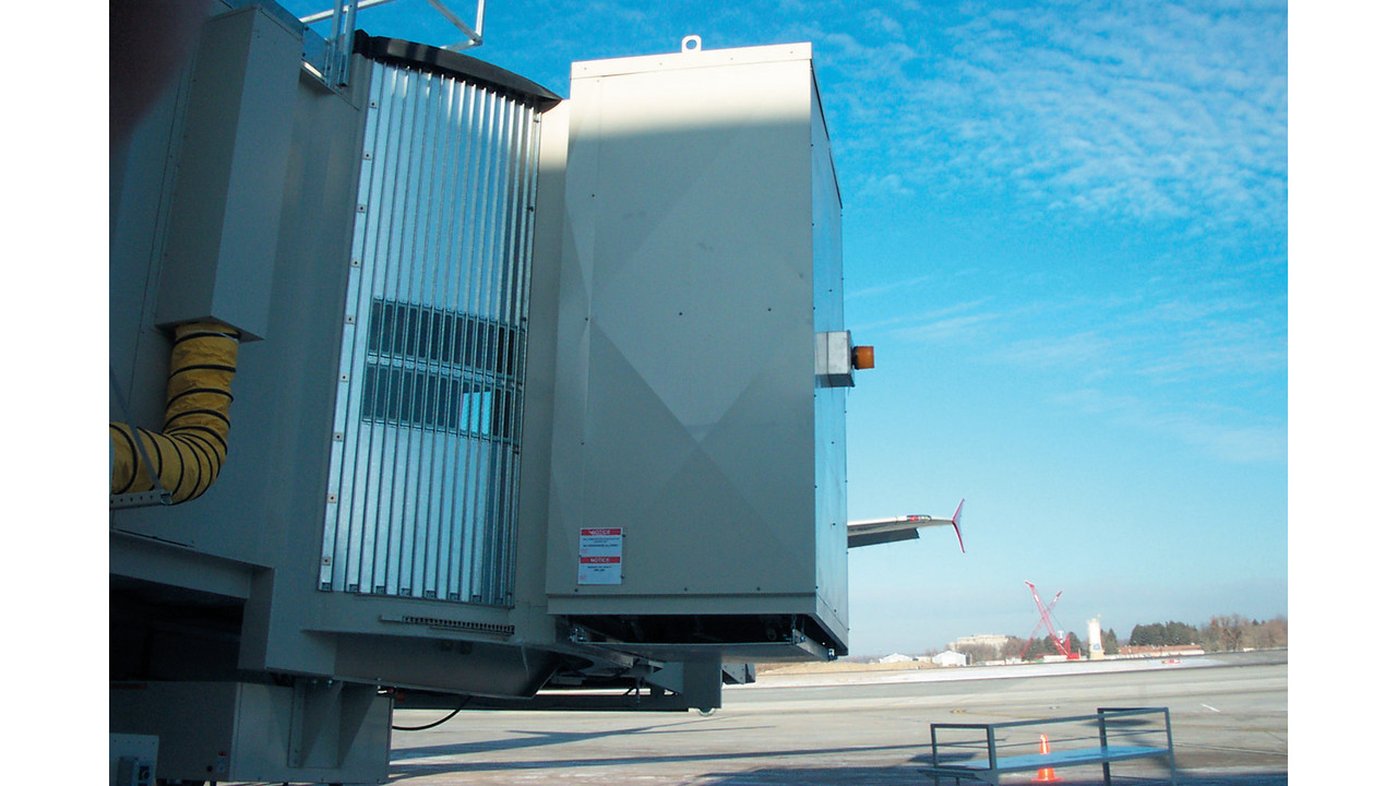 Passenger Boarding Bridge Aviationpros Com
