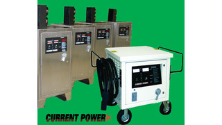 28 VDC Ground Power Units