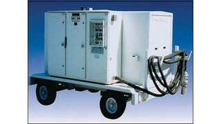 400 Hz Portable Motor Generator