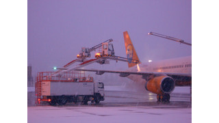 Aircraft Deicing Services