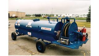 Defuel/Refuel Vacuum Bowser