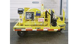Hydrant Cart