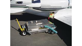 LC180-RJ2 Lavatory Service Cart