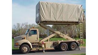 Model HLF-2550 Truck