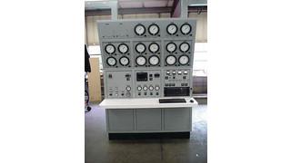 Pneumatic Valve Test Stand D38383A