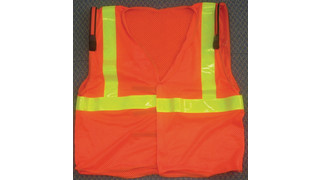 PolyBrite ANSI Class II Lighted Safety Vest
