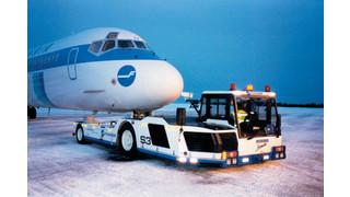Towbarless Aircraft Handling Tractors