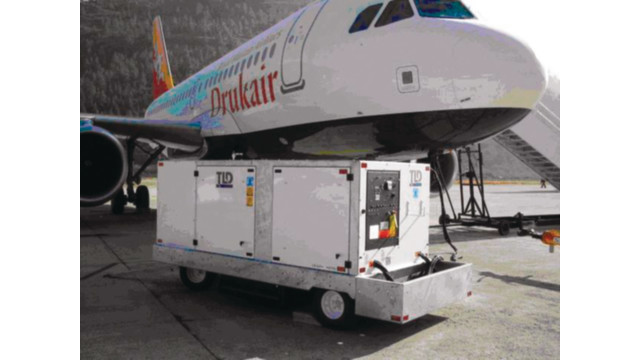 Air Start and Ground Power Units