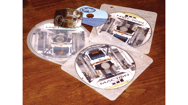 Custom Produced Interactive Video Training Disks