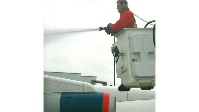 Deicing and Anti-icing Nozzles