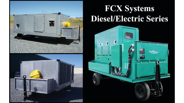 Diesel Electric Series