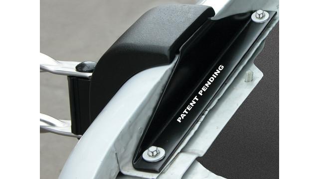 Ford Fender Mount Mirror Bracket