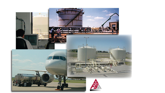 Fuel facility design-and-build, operations/maintenance; into-plane and fleet fueling