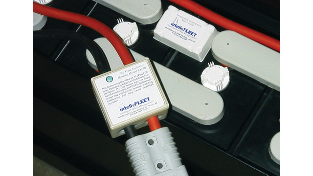 Industrial Battery Monitoring Systems