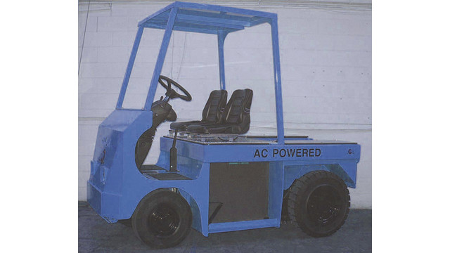 Low Profile Electric Tractors