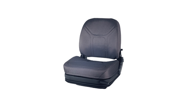 Low Profile Full Suspension Seat