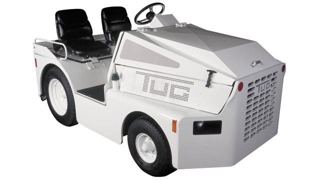 M1A Baggage/Cargo Tow Tractor