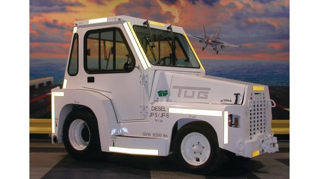 Mid Range Tow Tractor