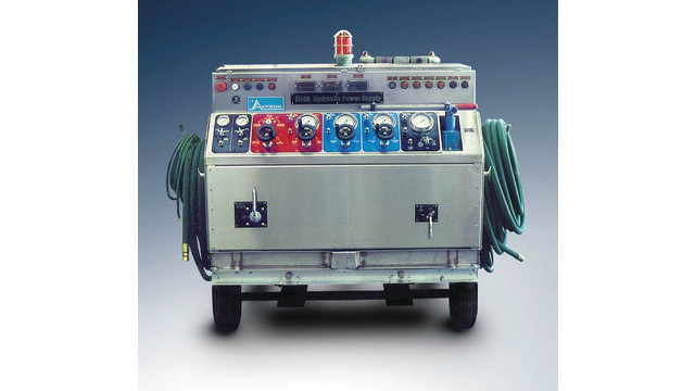 Portable Hydraulic Carts