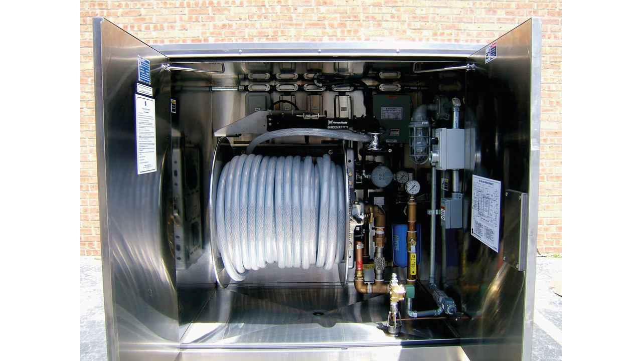 Potable Water Cabinet For Airbus A380 Aviationpros Com