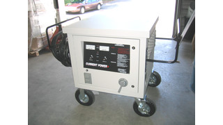 28 Volt DC Ground Power