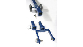 AERO Specialties Towbars and Heads