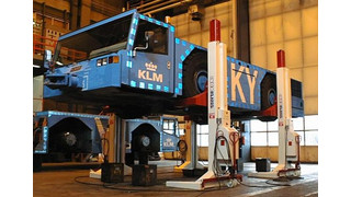 Heavy Duty Maintenance Lifts