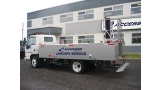 Vacuum Lavatory Service Unit