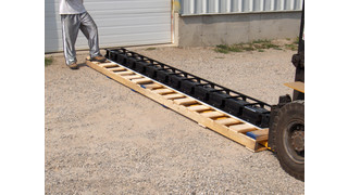Wide Track Magnetic Sweepers