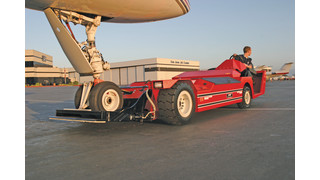 Airporter Towbarless Towing Vehicles