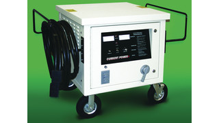 Solid State 28.5 Volt DC Power Carts