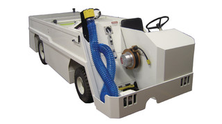 CLT200E Electric Lav Truck