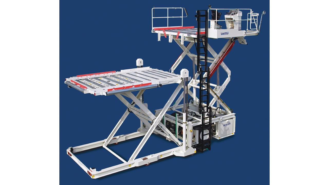 Schopf Loadstar 070 Cargo Pallet Loader Aviationpros Com