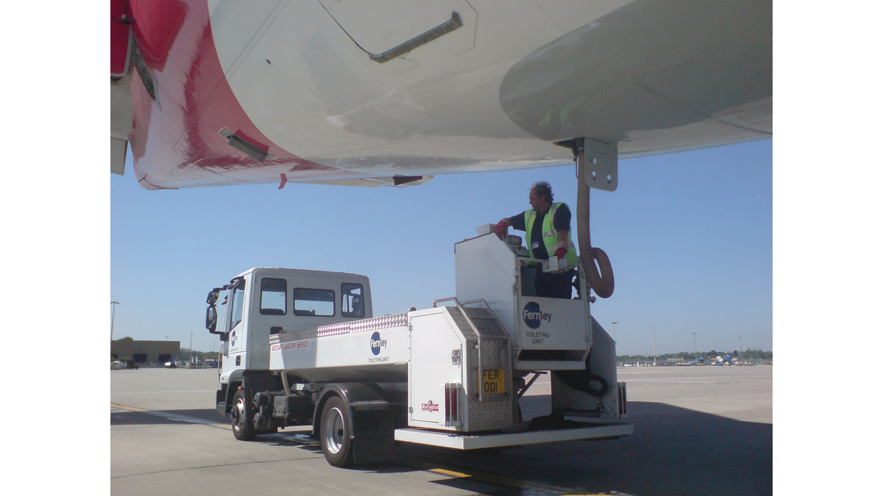 Toilet Water Trucks Aviationpros Com