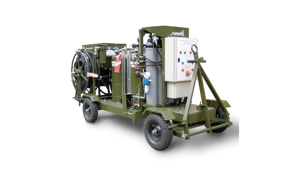 Universal 2x25 Gallon Compressor Wash Rig Aviationpros Com