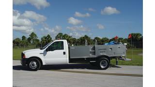 Lavatory Service Truck