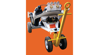 Oxygen ' Nitrogen Service Equipment